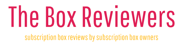 subscription box reviews by subscription box owners | focusing on REAL value not retail