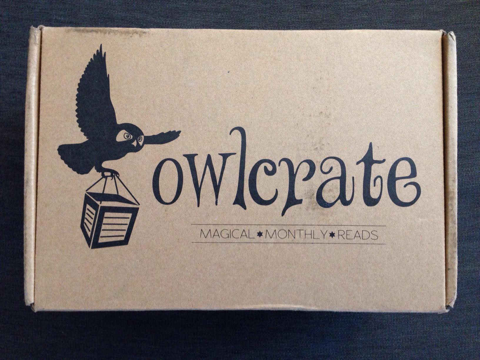 Owlcrate – September 2016 – Darkness