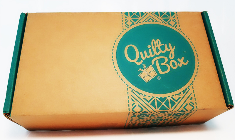 Quilty Box – March 2017