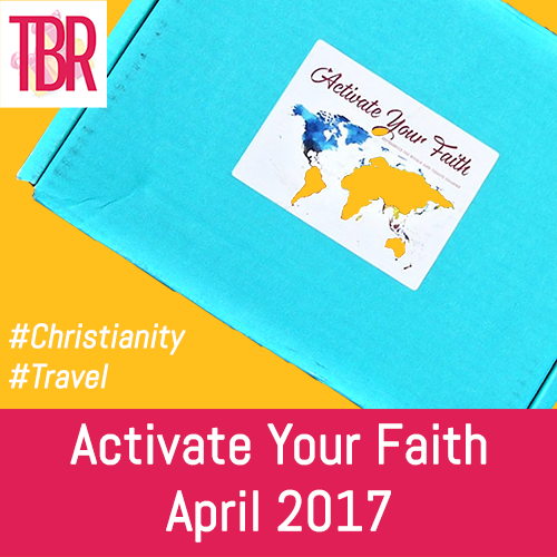 Activate Your Faith Review – April 2017