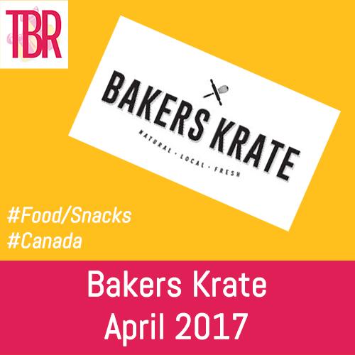 Bakers Krate – April 2017