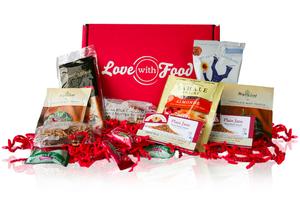Love With Food May Sneak Peek + Giveaway