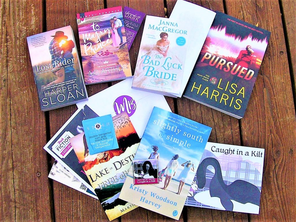 Fresh fiction not to miss box review coupon may 2017 the box all of these ebooks come with download codes and the subscriber just has to follow the download instructions to obtain them fandeluxe Images