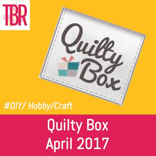 Quilty Box- April 2017