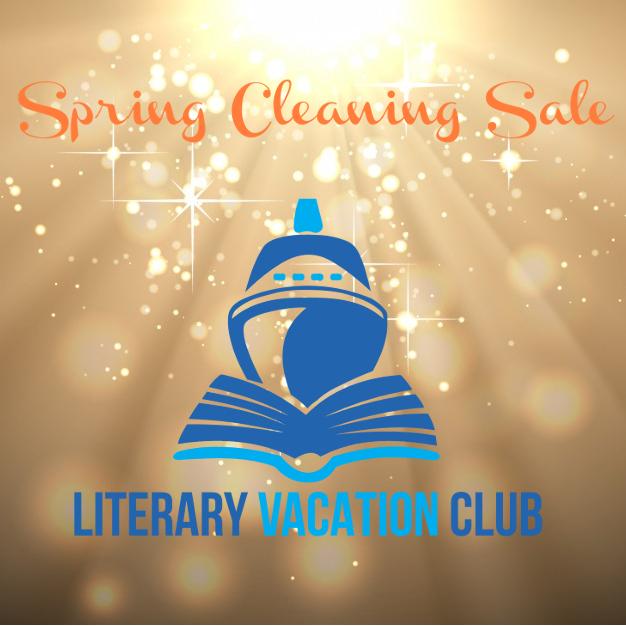 SALE ALERT – Literary Vacation Club