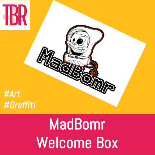Madbomr Review – Welcome Box