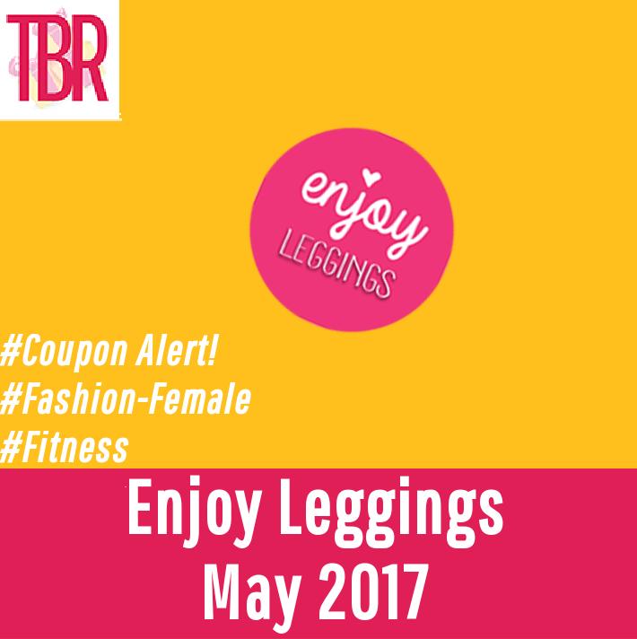 Enjoy Leggings Review + Coupon – May 2017