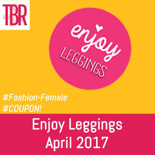 Enjoy Leggings Review + Coupon – April 2017
