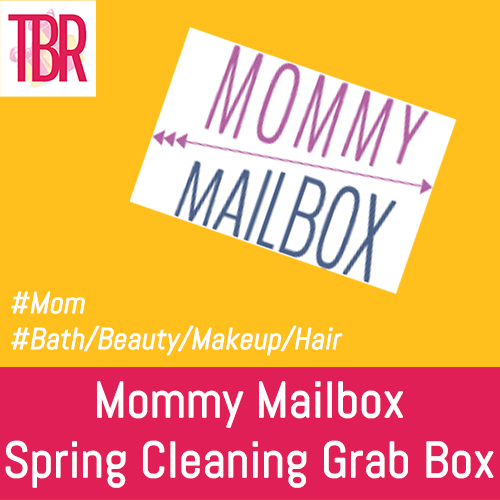 Mommy Mailbox Spring Cleaning Grab Box