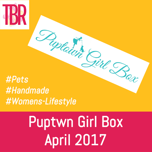 Puptown Girl April 2017