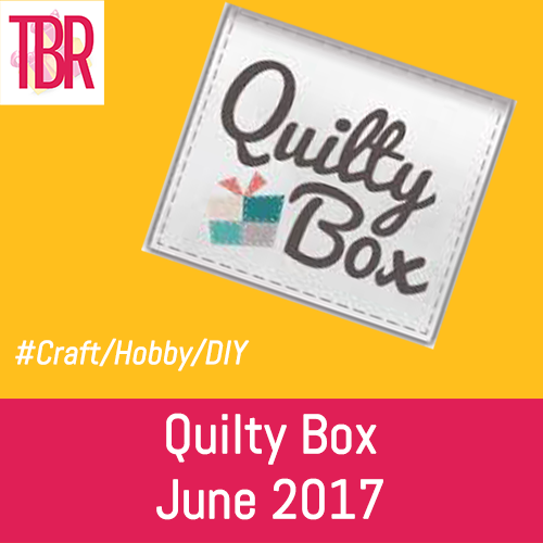 Quilty Box – June 2017