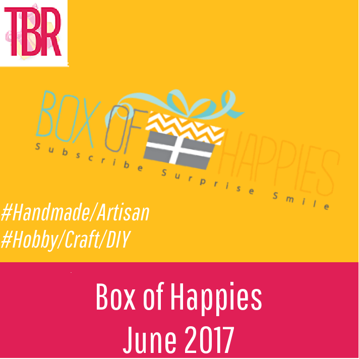 Box of Happies Review – June 2017