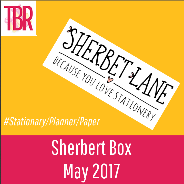 Sherbert Box Review – May 2017