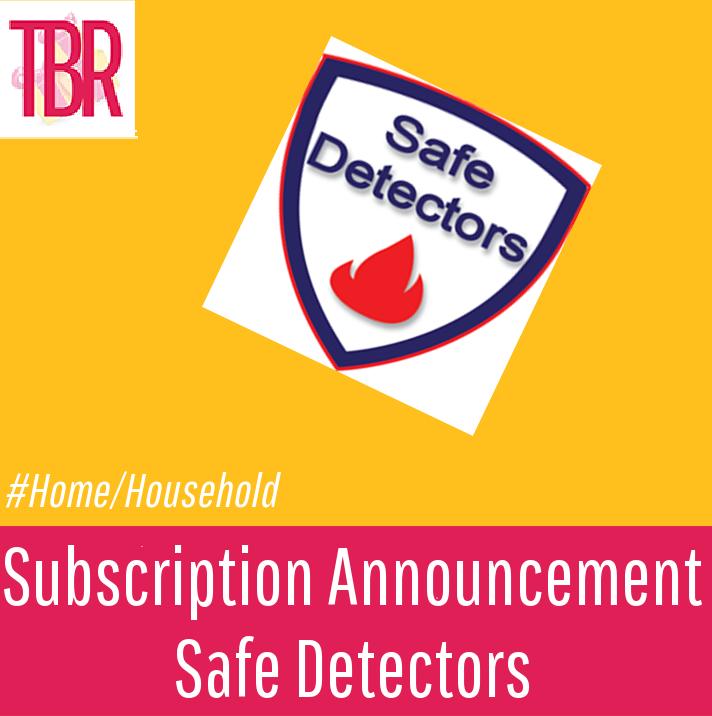 Subscription Announcement: Safe Detectors