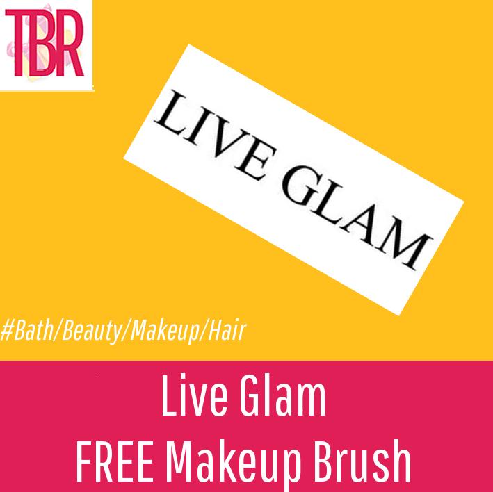 Live Glam – FREE Makeup Brush!