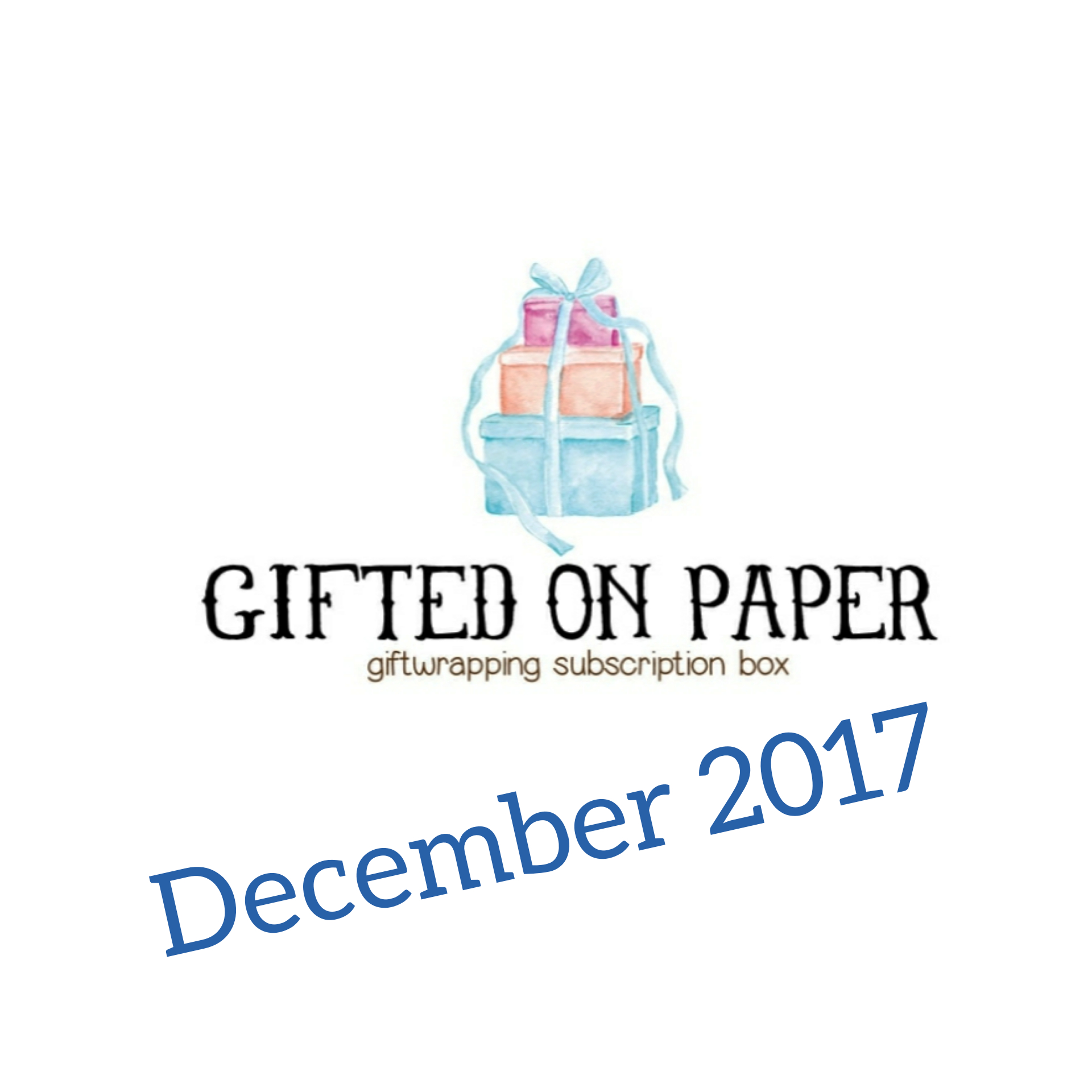 Gifted on Paper December 2017