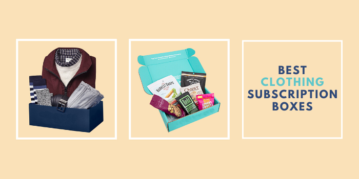 10 Best Clothing Subscription Boxes