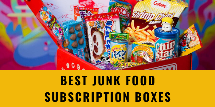 11 Best Junk Food Subscription Boxes
